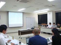 平成28年度 北陸信越ブロック第2回役員会 (平成28年8月6日)