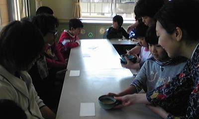 ひなまつり茶会 with ほたるの会