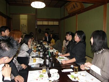 新入会員歓迎会(高岡支部となみ野青年部)