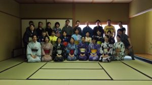 正午の茶事研修会