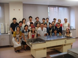 和菓子作り講習会