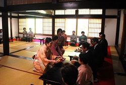 石川青年部茶会