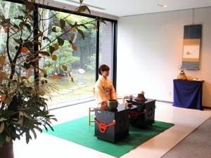 千代女茶会