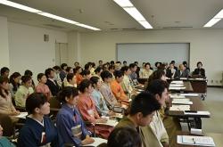 定時総会および新体制移行総会