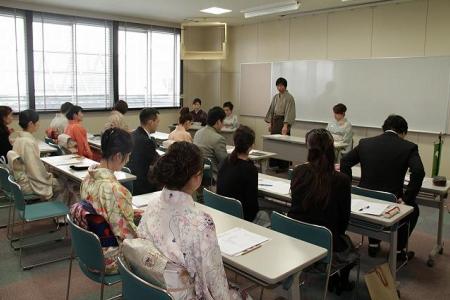 石川南青年部総会・新入会員歓迎茶会