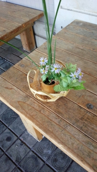 花籠作り教室