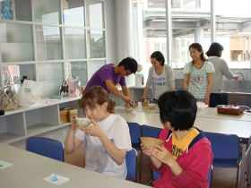 茶道具を作ろう2 ~ガラス工芸~