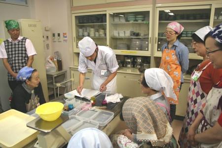 和菓子作り教室