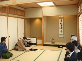 平成28年度定期総会・初茶会・懇親会