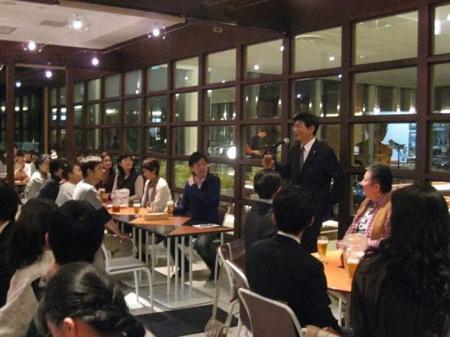 平成25年度 金沢青年部 納会