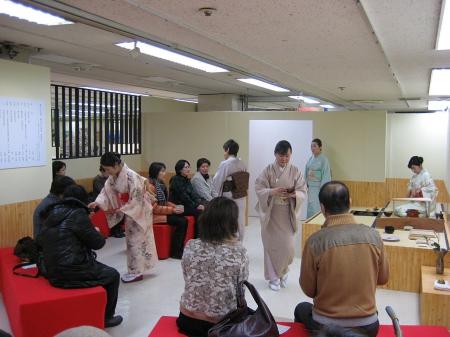 平成25年 第69回金沢工芸展 呈茶