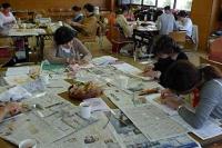 手作り講習会「茶杓削り」