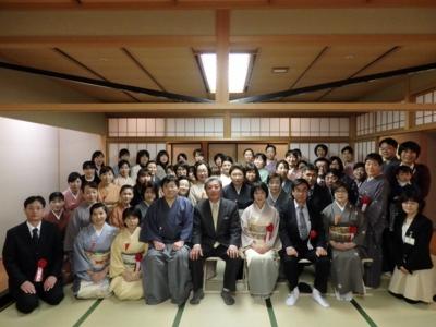 平成28年度 定期総会・茶席