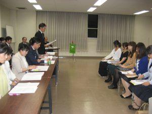 石川青年部平成28年度臨時総会