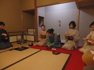 平成28年卒業茶会 ~追想茶会~